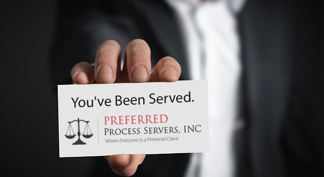 Personal Delivery Which Includes The Following Divorce, Family Court Documents, Orders Of Protection